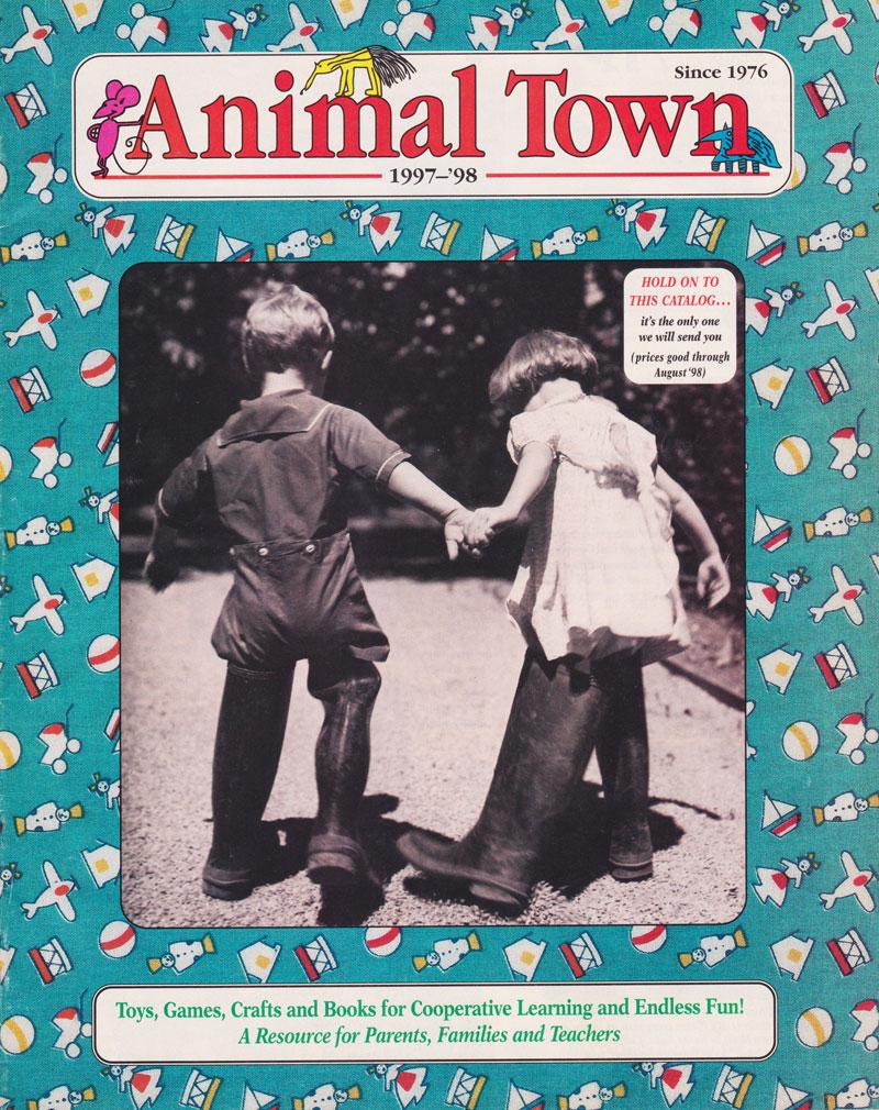 Animal Town - Ken and Jannice Kolsbun