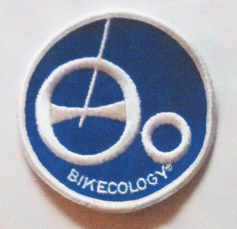 Bikecology Symbol - Ken Kolsbun