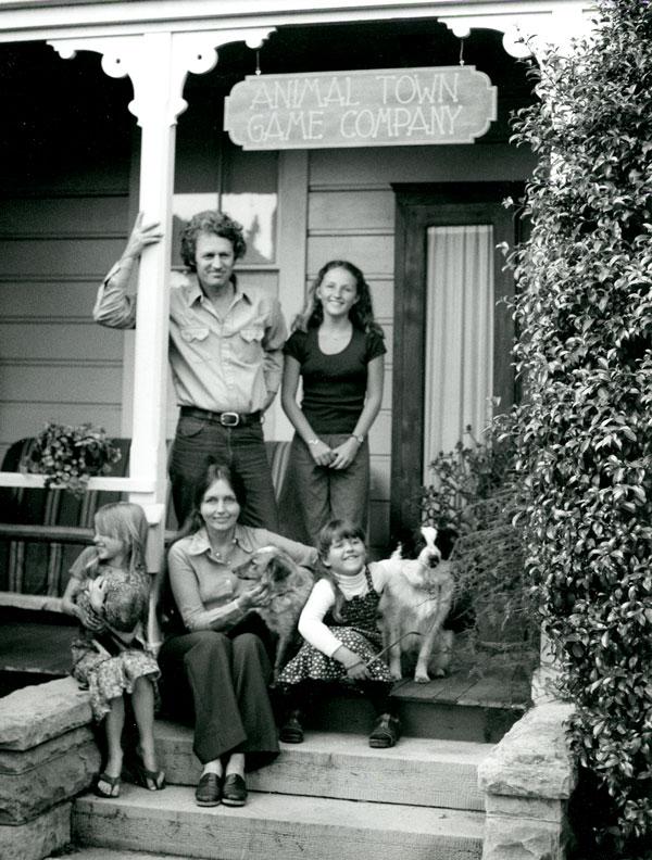 Ken Kolsbun Family - Animal Town