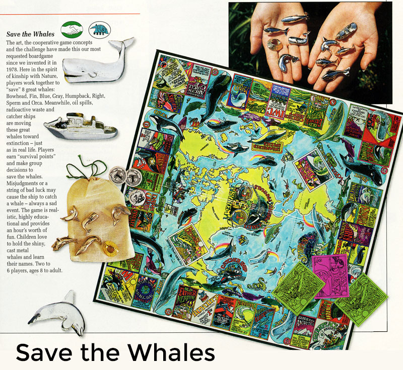 Save the Whales - Ken and Jannice Kolsbun