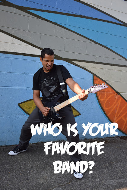 Who is Your Favorite Band