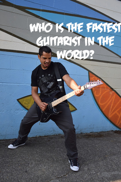 ASK BRIAN | Who is the World's Fastest Guitarist?