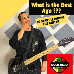What age can kids start learning guitar?