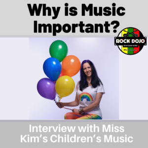 Why is music important? Music education interview with Miss Kim