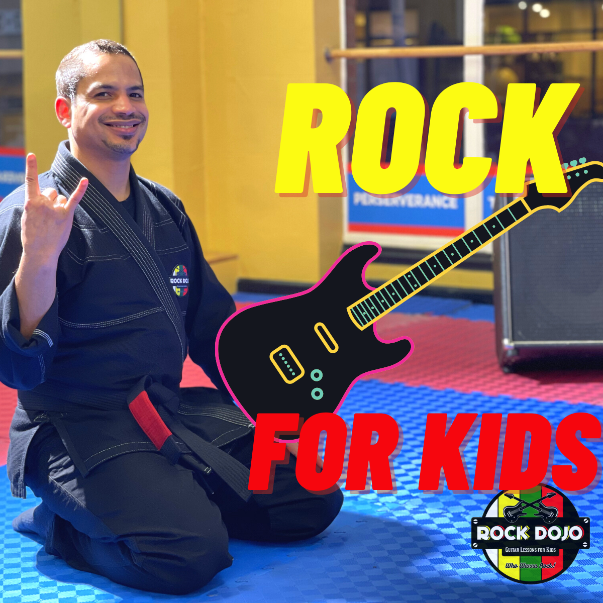 Online Guitar Lessons for Kids On Demand