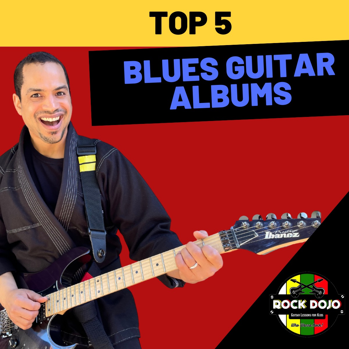 Brian's Top 5 Blues Guitar Albums of All Time