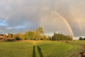 Fall rainbow 1 - cropped