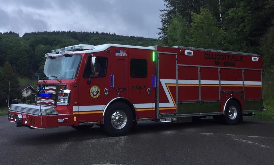 Ellicottville Fire Company