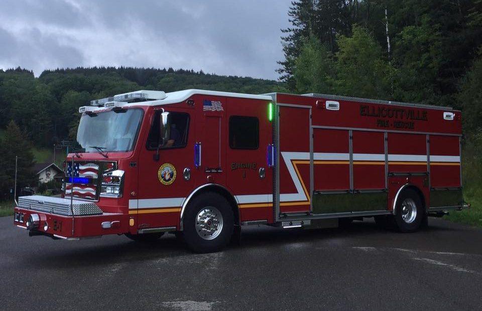 Ellicottville Fire Department