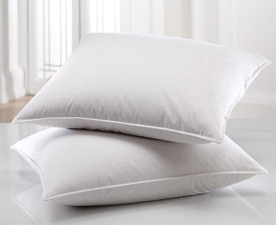 almohada hotelera modelo artium mancini textil