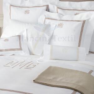 duvet cover triple feston mancini textil