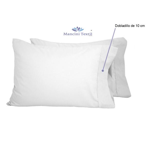 funda para almohada estilo fiber
