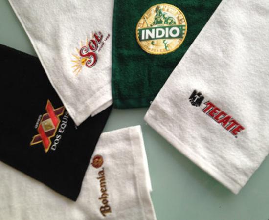 toallas promocionales
