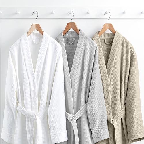 ropa de baño para hoteles