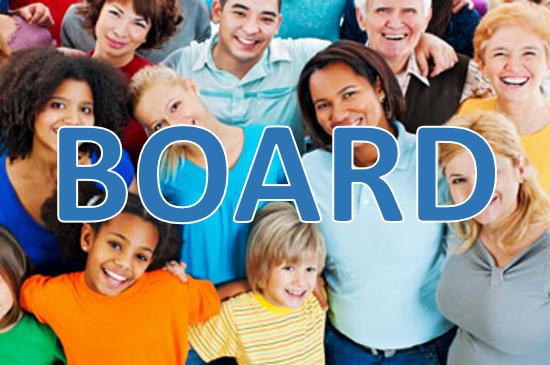 website board