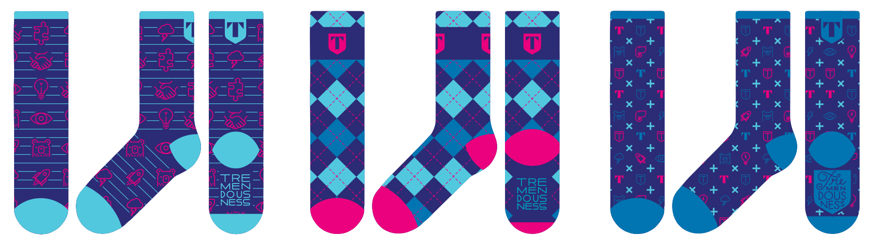 socks graphics