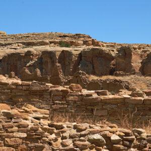 New Mexico: Chaco Canyon photograph 0015