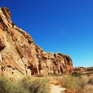 New Mexico: Chaco Canyon photograph