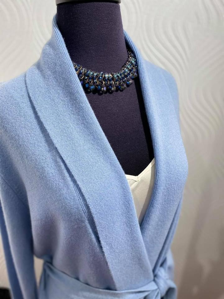Althea's Fine Lingerie, Robe