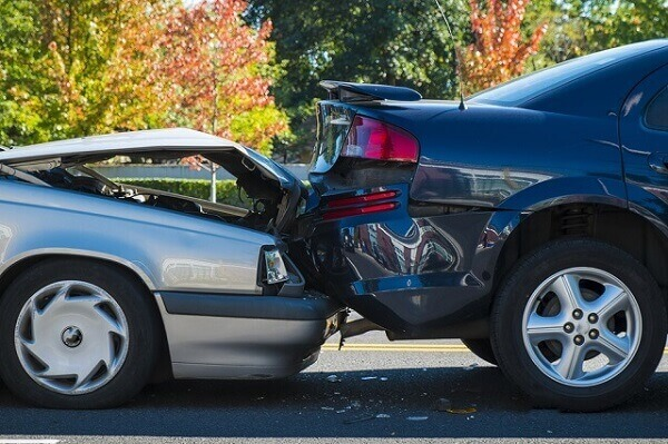 Tailgating Car Accident