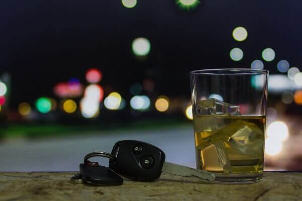 dui on private street