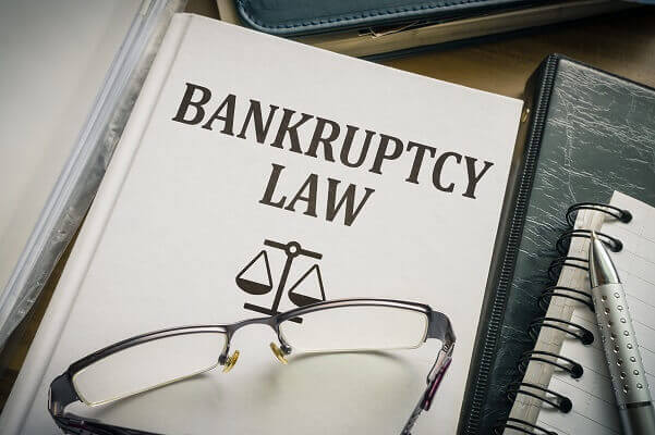 bankruptcy and IRS audit