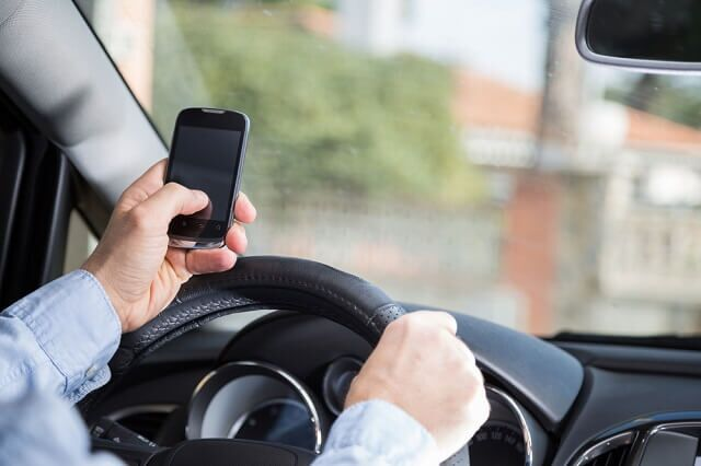 distracted driving preview