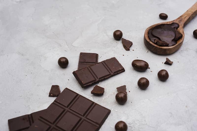 enzimas de chocolate