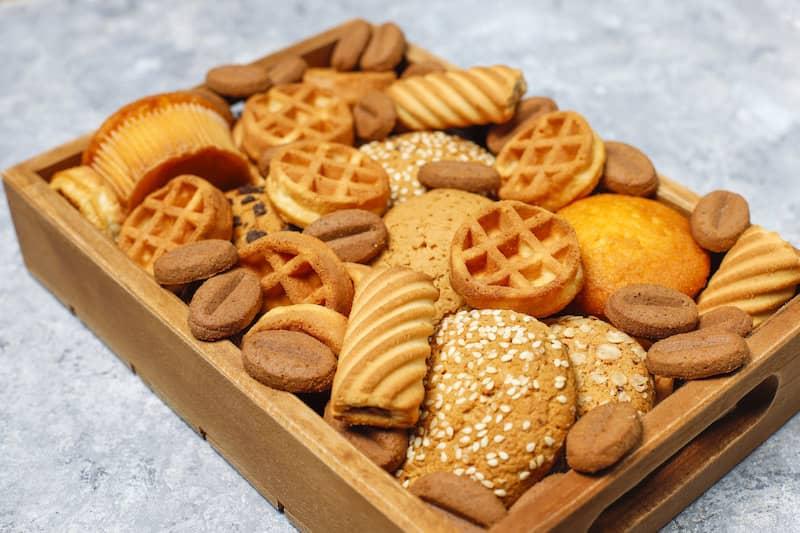 enzimas para galletas