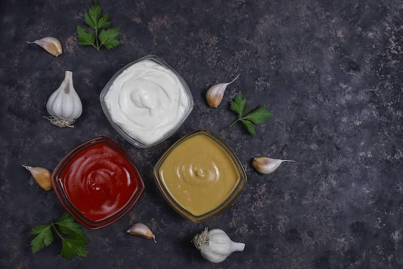 insumos para salsas industriales