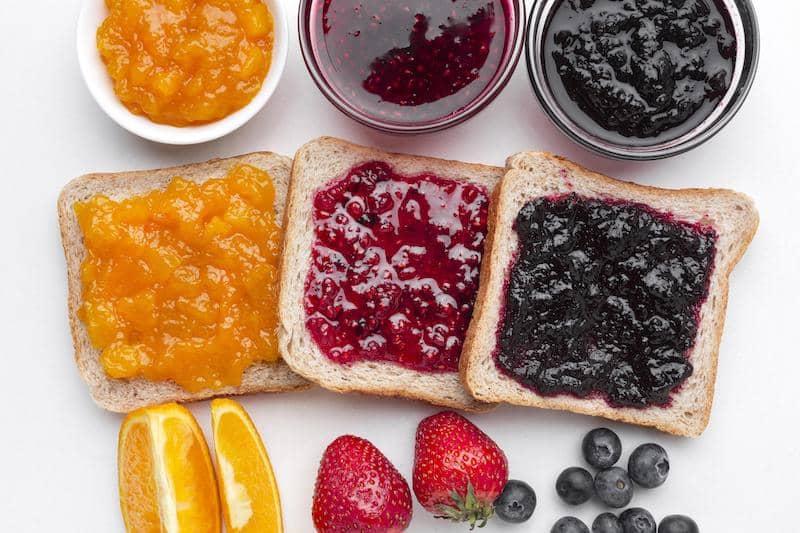insumos para producción de mermeladas