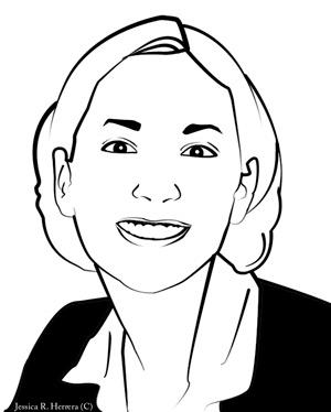 Jessica R. Herrera Author and Illustrator Image
