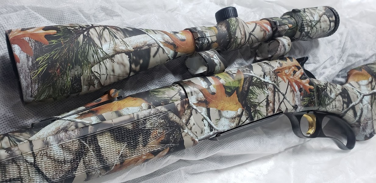 Hydrographics Rifle