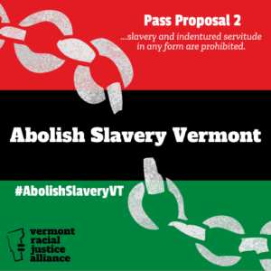 #AbolishSlaveryVT Learning Sessions