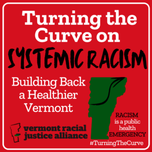 """Legislature Says Racism is a Public Health Emergency Alliance Announces """"Turning the Curve on Systemic Racism"""" Campaign"""