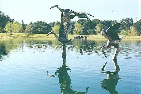 Bronze sculpture commission