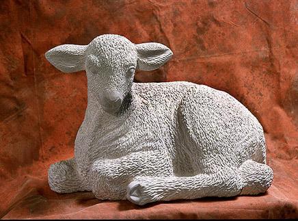 stone sculpture commission
