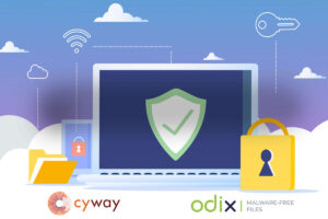 Cyway Press Release - Cyway Signs Distribution Agreement With Odix In The Middle East