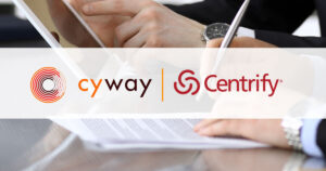 Cyway Press Release - Cyway Signs Distribution Agreement for Centrify in Middle East & Africa