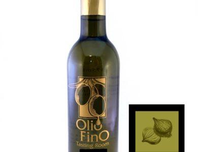 aceite de oliva con ajo