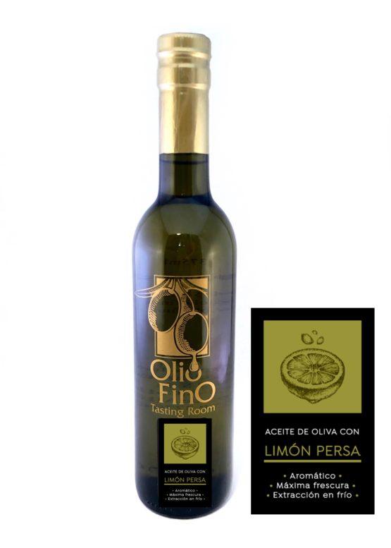 aceite de oliva con limon persa