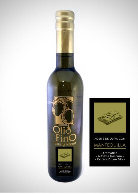 aceite de oliva con mantequilla