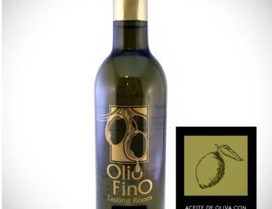 aceite de oliva con limon
