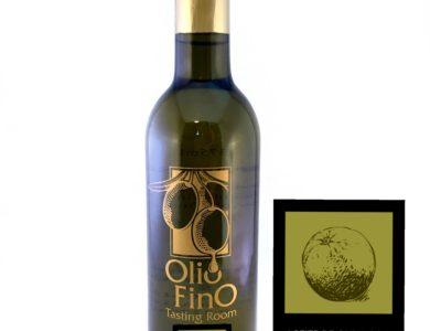 aceite de oliva con mandarina
