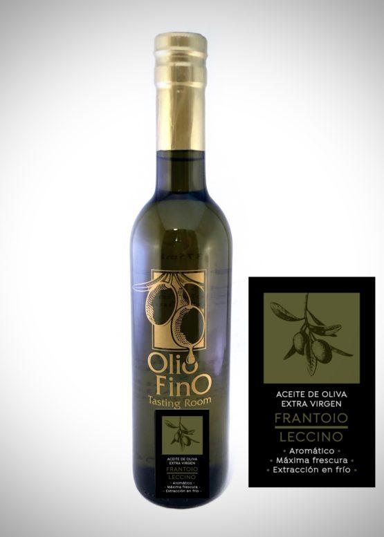aceite de oliva extra virgen frantoio