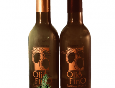 Vinagreta de Aceite de Oliva con Ajo y Vinagre Balsámico con Granada