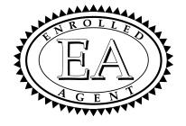 EA - Bob Jablonsky, EA - Enrolled Agent, IRS Certified