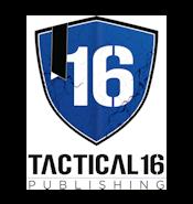 Tactical 16 Publishing Logo