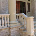 masonry stoop