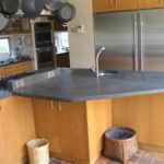 concrete counter top